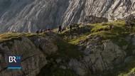 Viel Arbeit für die Bergwacht