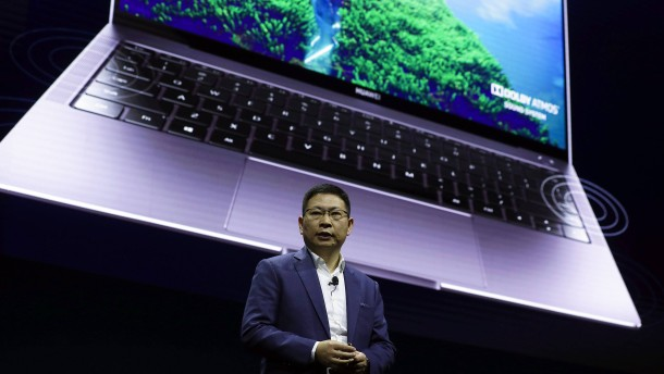 Huawei verschiebt Präsentation seines neuen Laptops