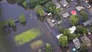 100.000 Menschen von Flut in Amerika betroffen