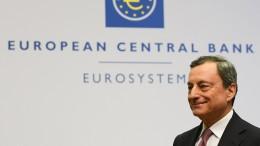EZB verschiebt die Zinswende