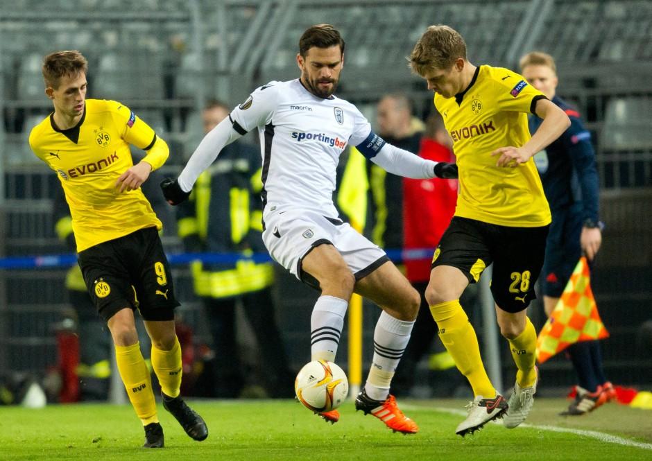 Saloniki Dortmund