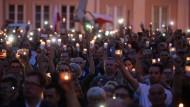 Polnische Massenproteste gegen Justizreform