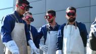 Bundeswehr will Flüchtlinge fit für die Ausbildung machen