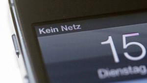 Deutschland sucht die Funklöcher