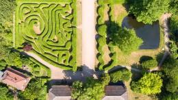 Wieso haben Labyrinthe eine so anziehende Wirkung?