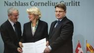Kunstmuseum Bern nimmt Gurlitt-Erbe an