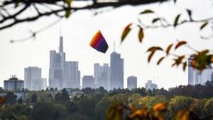 Herbstwetter in Hessen