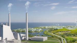 Dänemark will neun Inseln für Unternehmen aufschütten