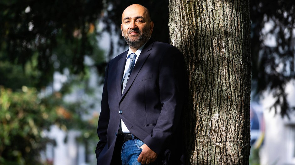 Naturfreund: Der Klimaschutz sei ihm sehr wichtig, sagt Omid Nouripour. Bekannt wurde er vor allem als Außenpolitiker und Kenner der islamischen Welt.