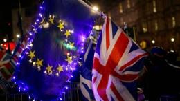 Das steht in Londons Scheidungsvertrag mit der EU