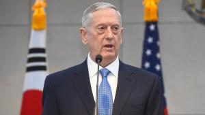 Amerika warnt Nordkorea