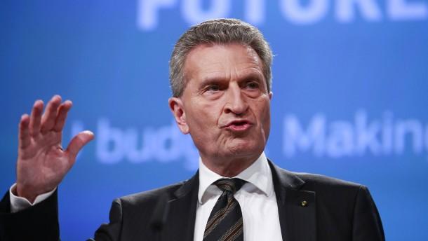 Eine Milliardenstrafe gegen deutsche Autobauer ist denkbar