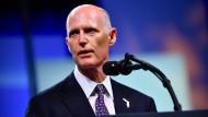 Der Republikaner Rick Scott wird Florida im Senat vertreten.