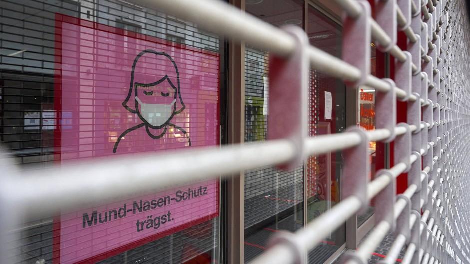 Abstand halten, zu Hause bleiben: Deutschland im Lockdown.