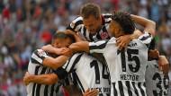 Obenauf: Bei der Eintracht läuft es derzeit in der Bundesliga.