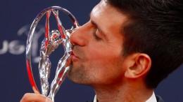 Lindsey Vonn und Novak Djokovic ausgezeichnet
