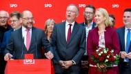 """Ergebnis als """"Ermutigungszeichen"""" für SPD"""