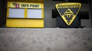 Alemannia ist abermals insolvent