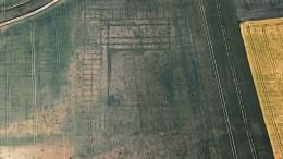Mit dem Flugzeug in die Römerzeit