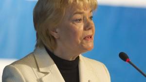 Erika Steinbach gewinnt Kampfabstimmung