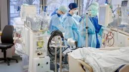 Deutlich weniger Neuinfektionen und Todesfälle