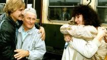 Am 1. Oktober 1989 kommen die Flüchtlinge in der Bundesrepublik an - unser Bild entstand auf dem Bahnhof in Hof.