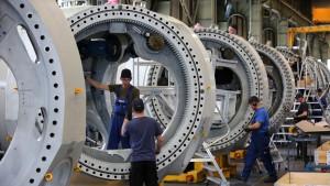 Deutschland nicht mehr Exportweltmeister im Maschinenbau