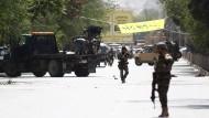 Zweite Bombenexplosion in Kabul galt Journalisten