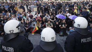Erste Prozesse gegen G-20-Demonstranten
