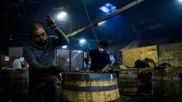 Bourbon-Brenner sind Opfer von Trumps Handelskriegen