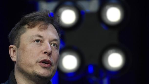Musk schreibt 100 Millionen Dollar für Idee zur CO2-Reduzierung aus