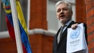 Schweden stellt Verfahren gegen Assange ein