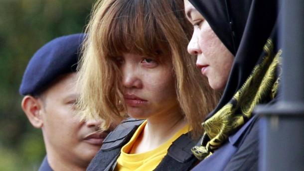 Frauen wegen Mord an Kims Halbbruder angeklagt