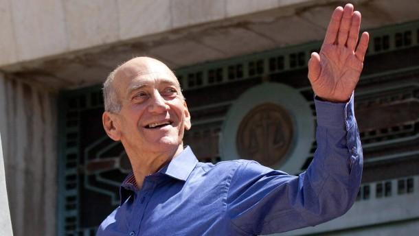 Olmerts Comeback