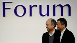 Softbank fürchtet Konkurse von Investitionen