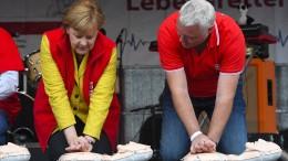 Wahlkampfendspurt in Deutschland