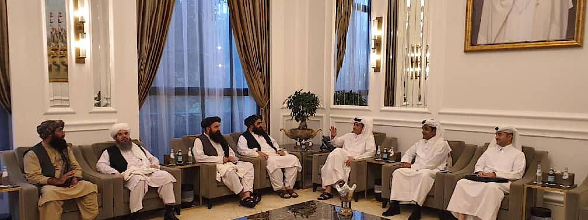 USA loben Gespräche mit Taliban