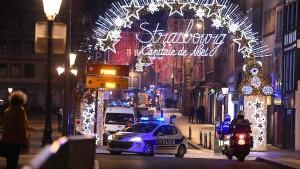 Drei Tote und mehrere Verletzte nach Terrorangriff in Straßburg