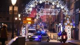 Zwei Tote und mehrere Verletzte nach Terrorangriff in Straßburg