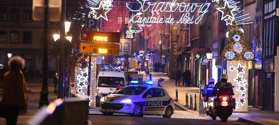 Schießerei Straßburg