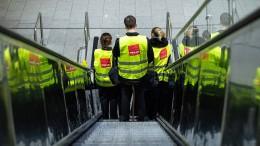 Betrieb an Frankfurter Flughafen läuft wieder reibungslos