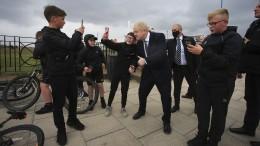 Ist Boris Johnson der neue Arbeiterführer?