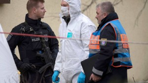 Motiv für tödliche Schüsse in Darmstadt weiter unklar