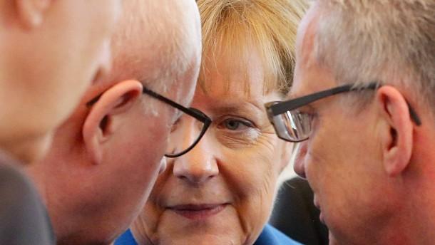 """CDU-Spitze setzt auf """"Sicherheit"""" und politische Mitte"""
