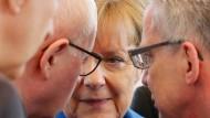 CDU-Spitze setzt auf Sicherheit und politische Mitte