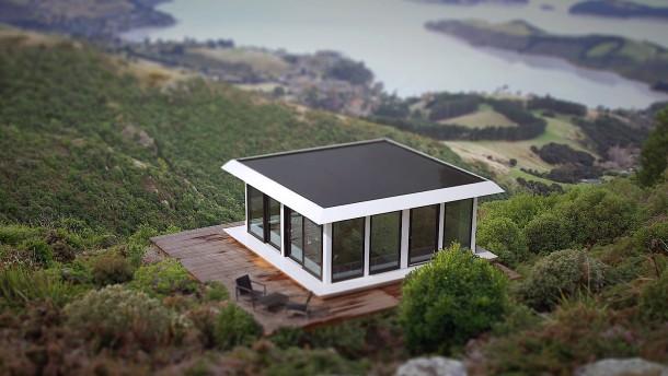 kleine h user gegen hohe mieten und teures bauland. Black Bedroom Furniture Sets. Home Design Ideas