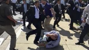 Amerika stoppt Waffenverkäufe an Erdogans Leibwächter