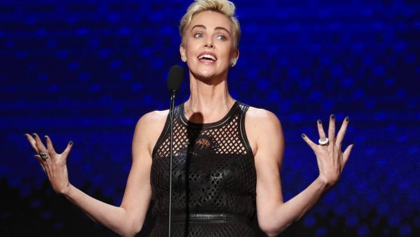 American Cinematique Award für Charlize Theron