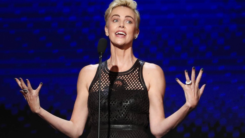 American Cinematique Award für Charlize Theron