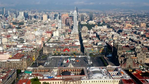 Erdbeben erschüttert Westen Mexikos